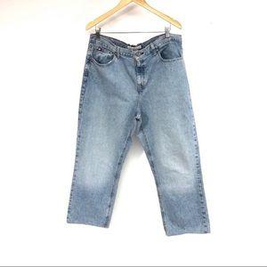 Tommy Hilfiger vintage 90s high rise mom jeans